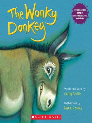 cover image of The Wonky Donkey